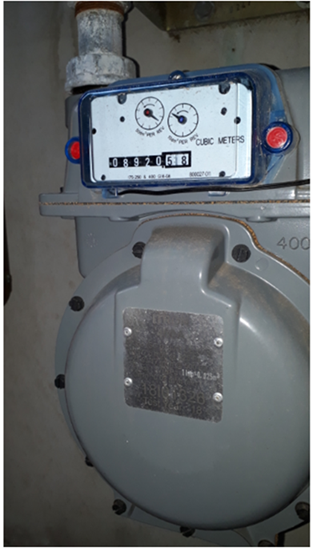 Commercial Gas Meter 4