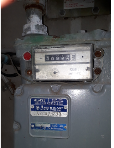Commercial Gas Meter 5