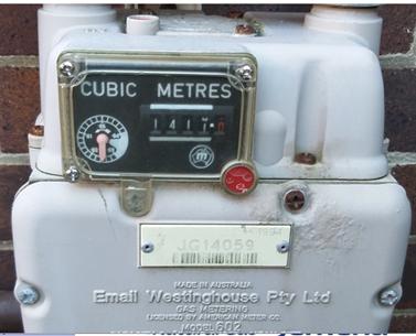 Gas Meter 1