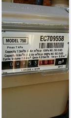 Gas Meter 3