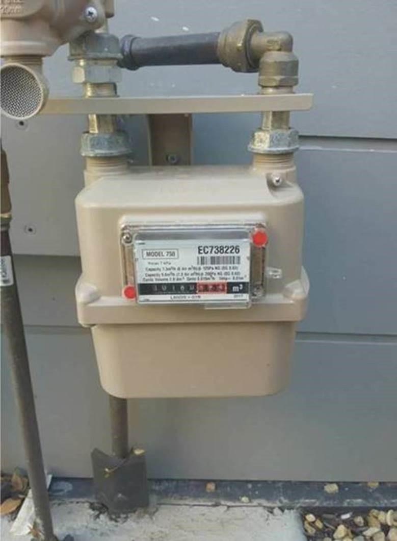 Gas Meter 5