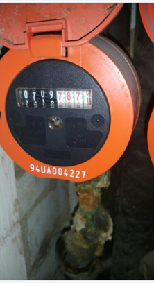 Gas Meter 9